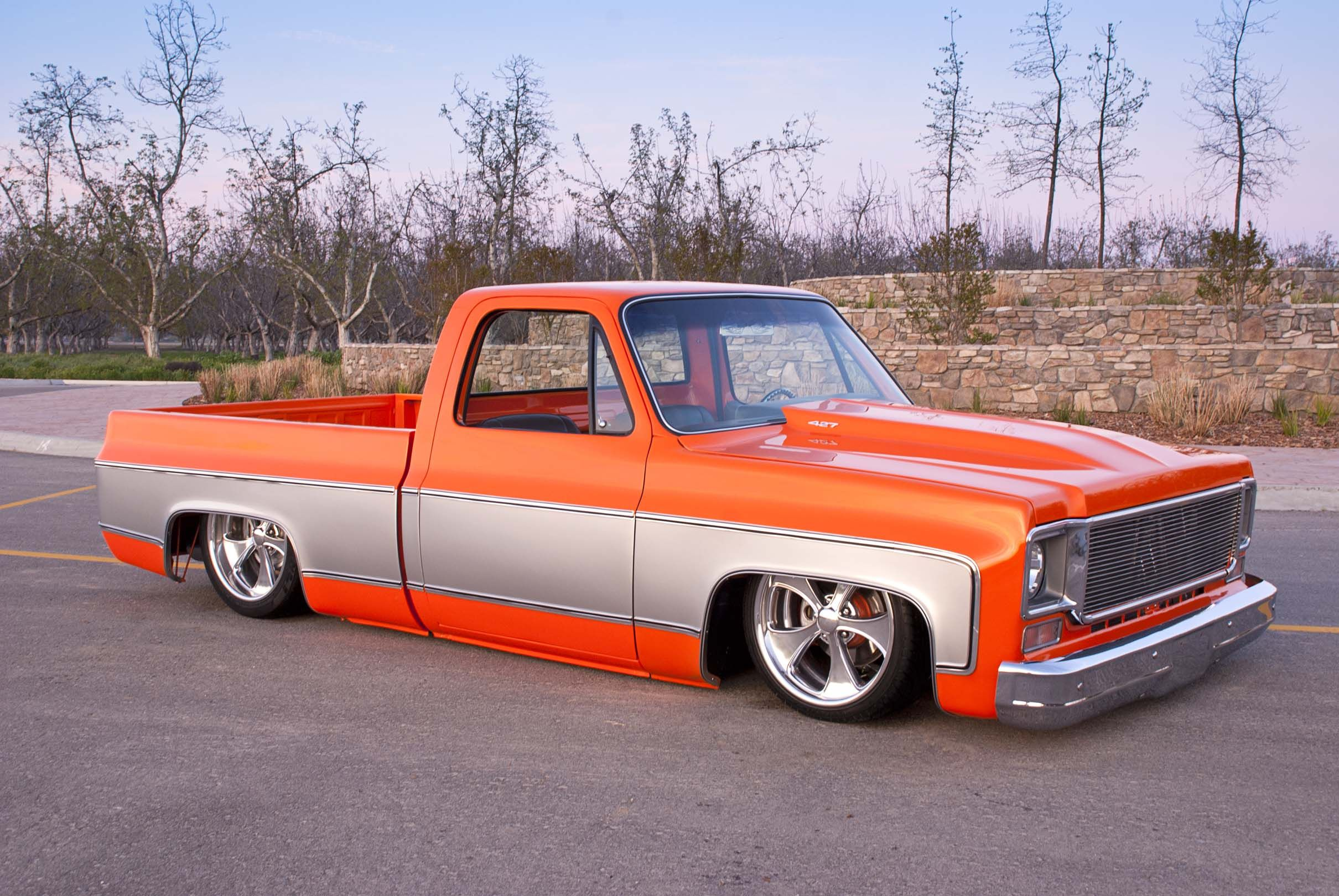Custom 73 87 Chevy Trucks Owner Mike Gonzales 1973