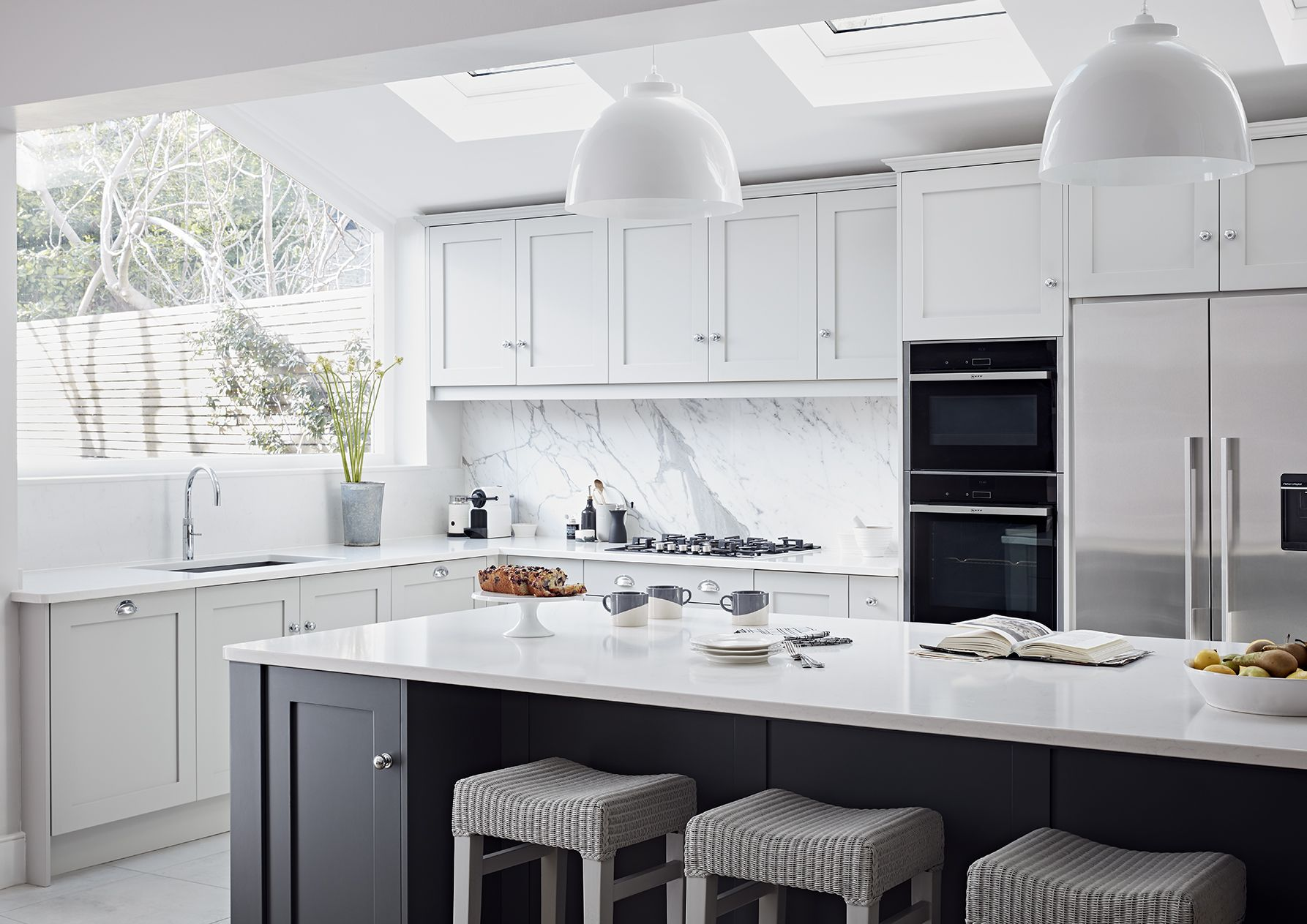 Best Shaker Kitchens Uk Kitchen Style Kitchen Design 400 x 300