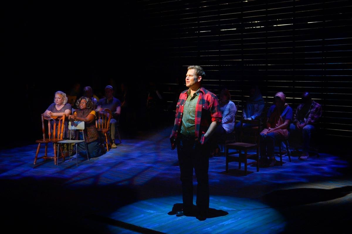 Tony nominee Chad Kimball files lawsuit against COME FROM AWAY production team after being fired from 9/11 musical!!