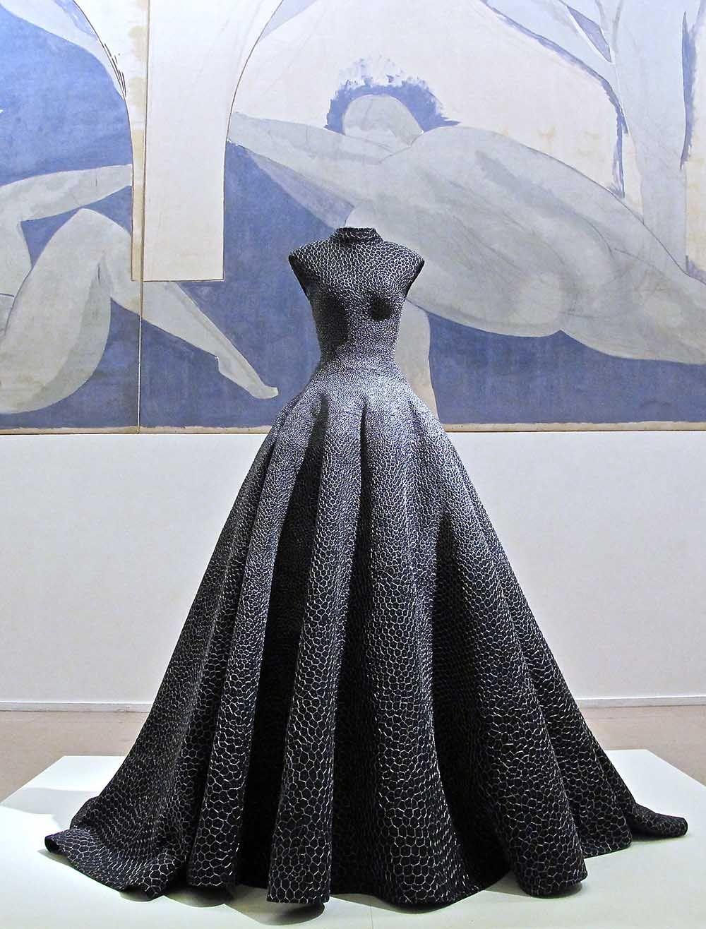 Azzedine Alaia Couture Exhibit