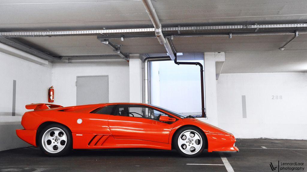 carpr0n: Starring: Lamborghini Diablo SE30 (by Lennard Laar)