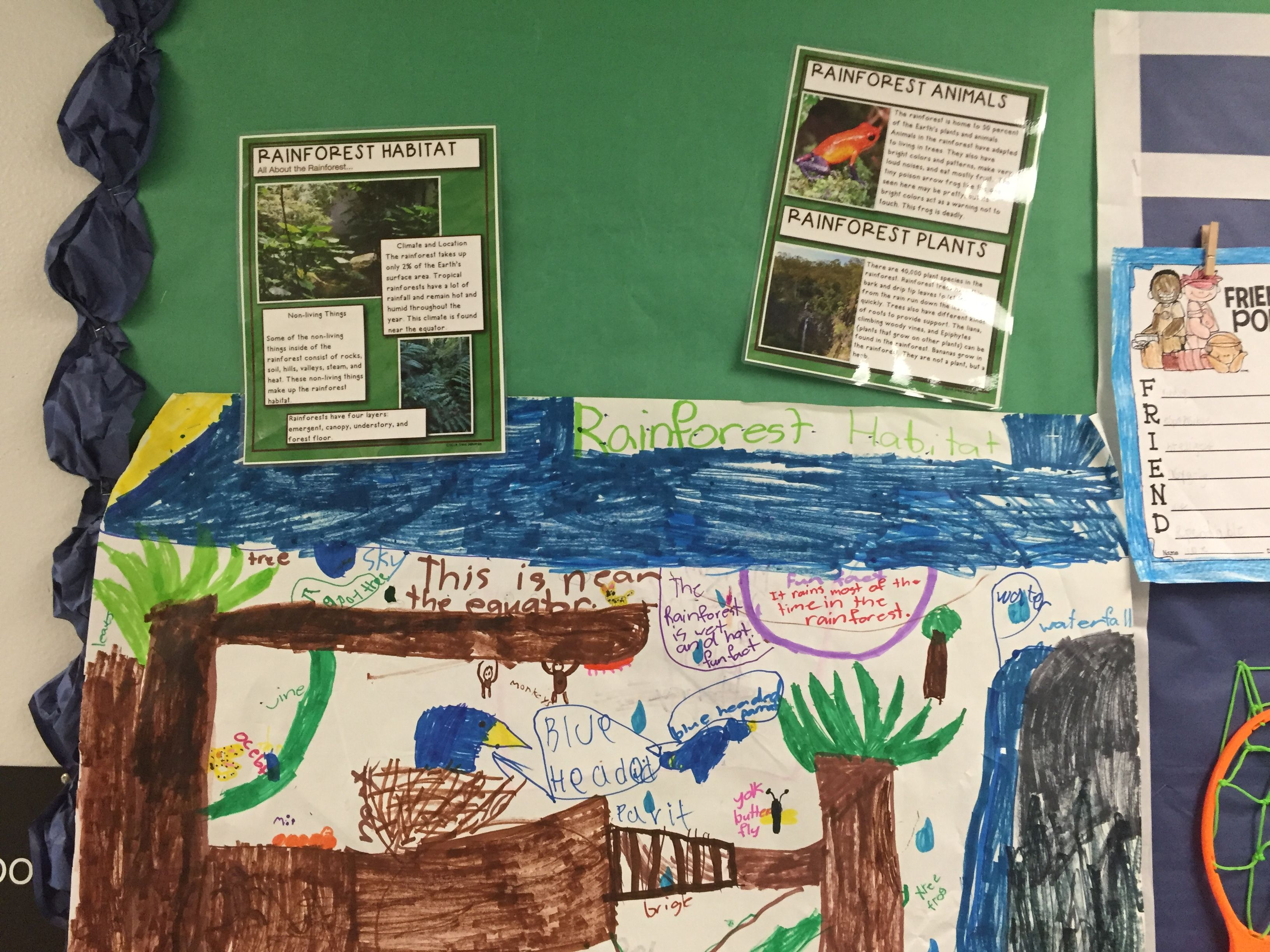 Habitats Biomes Posters For Informational Text Close