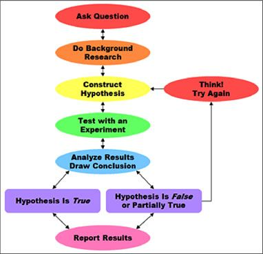 Planning A Research Project Graph  Research