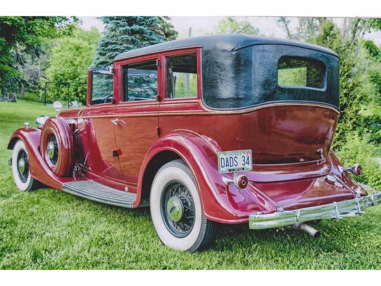 1934 Lincoln KB V-12 Town Car | Lincoln/Continental: 1925 - 1934 ...