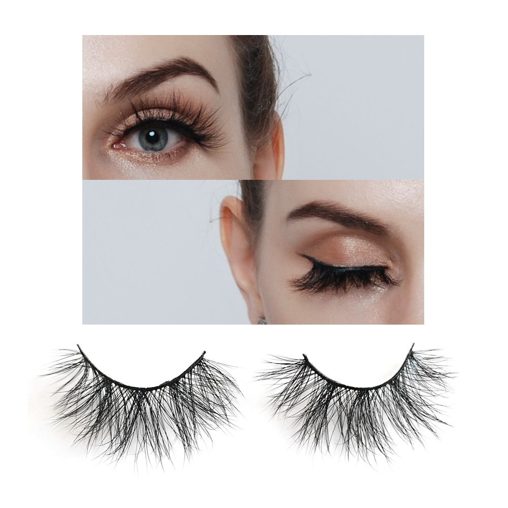 Zm Single Tip Mink Lashes Long Lifetime Sample Available U s  Office