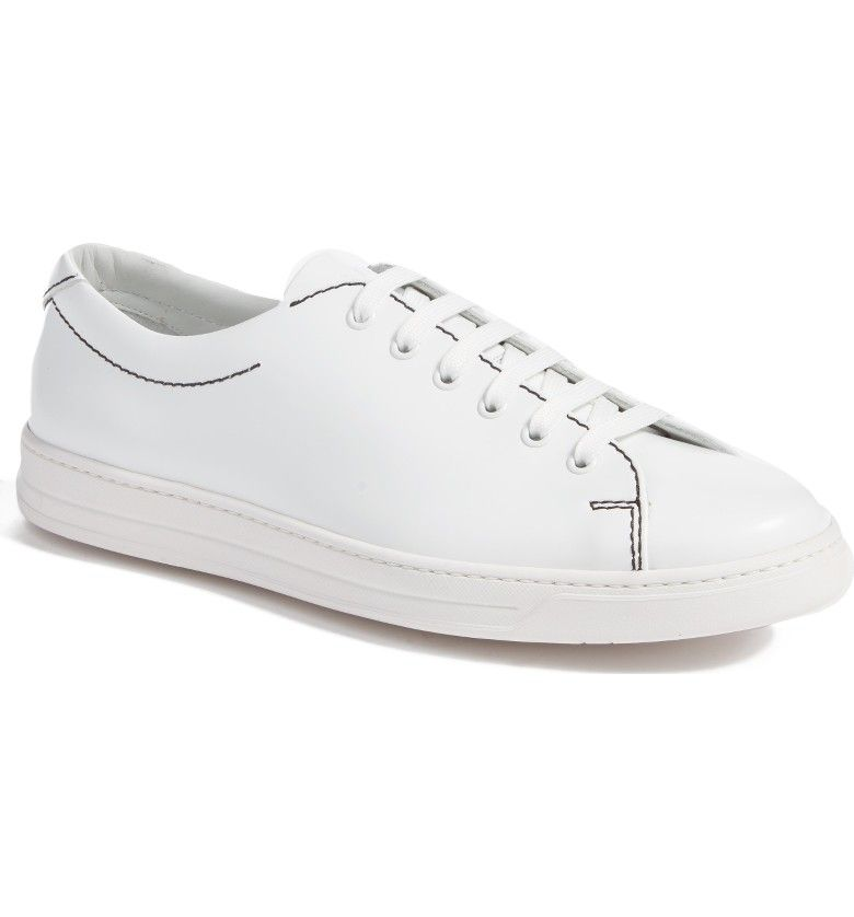 Linea Rossa sneakers - White Prada eg52w