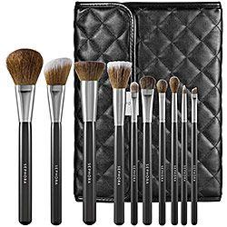 Sephora: SEPHORA COLLECTION : Prestige Luxe Brush Set : brush-sets-makeup-brushes-applicators-makeup