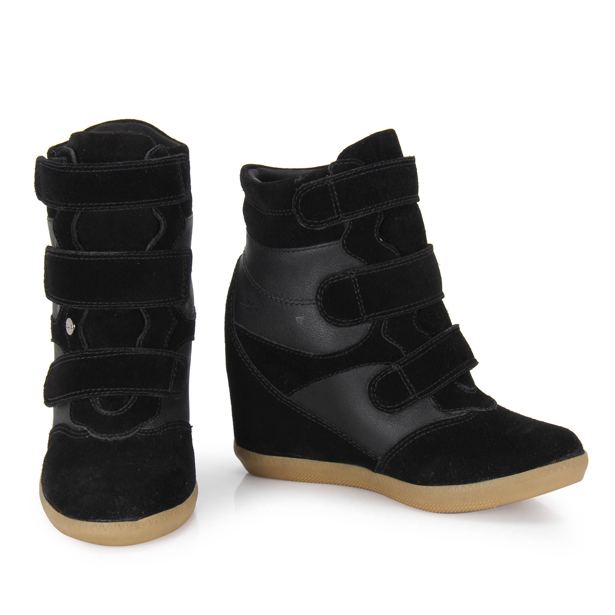 d5644cfc826 Tênis Sneaker Feminino Preto