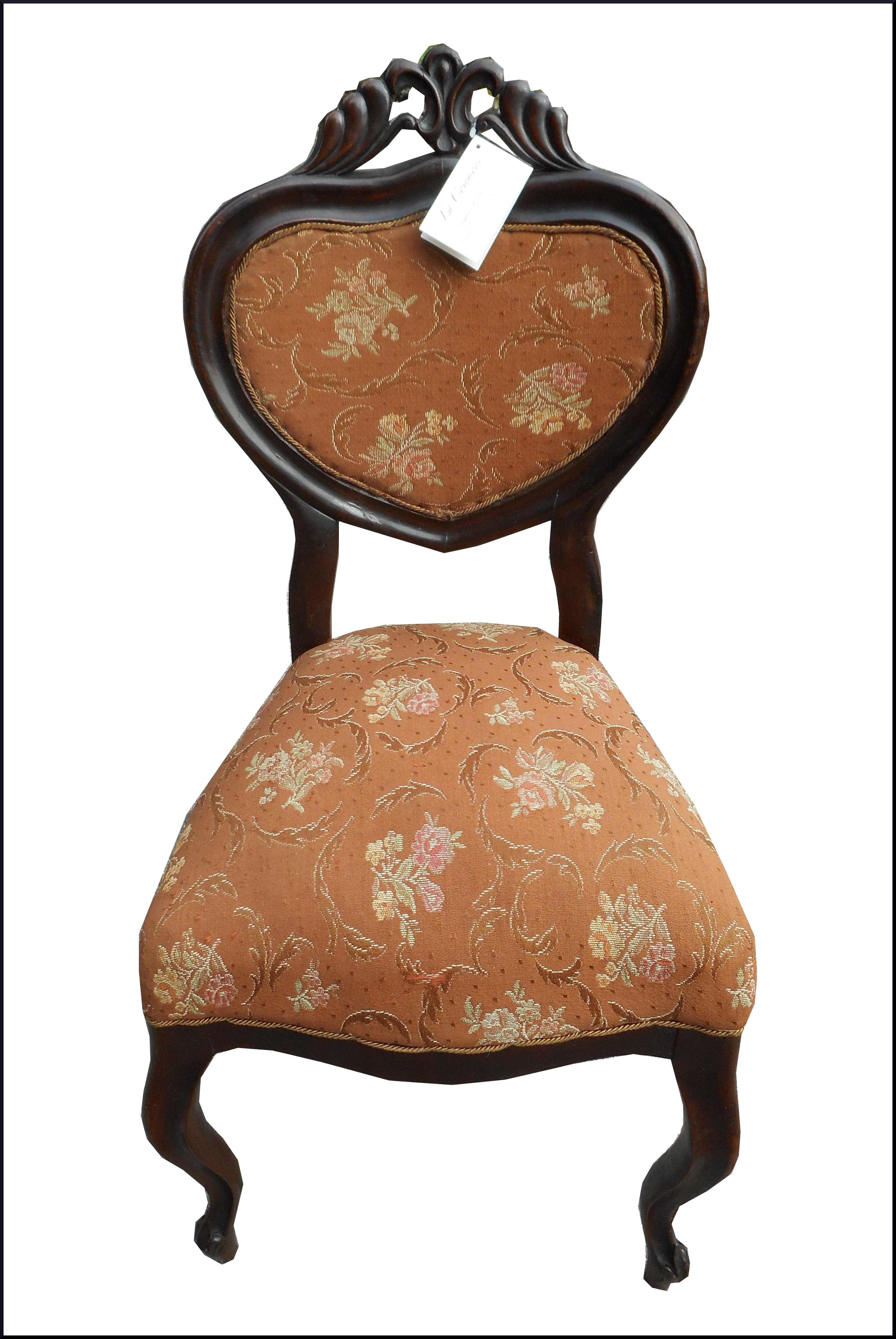 Antica sedia luigi filippo restaurata mobili antichi e d for Mobili d epoca