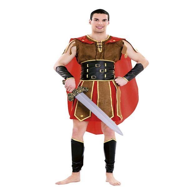 3f442b642 DisfracesMimo, disfraz de guerrero tribuno adulto varias tallas ...