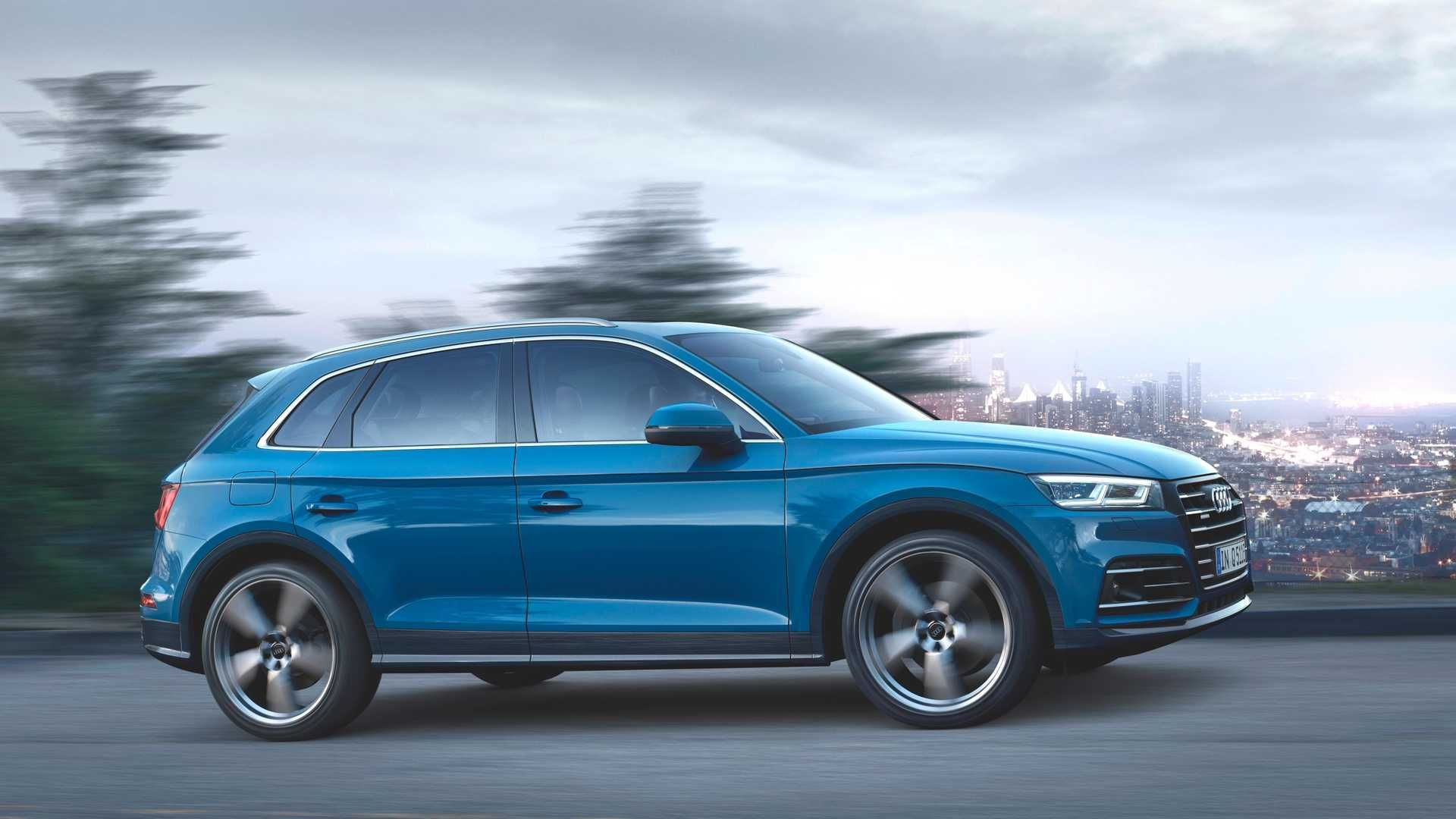 2020 Audi Q5 Plug In Hybrid Costs Nearly 54 000 In 2020 Audi Q5 Audi Car