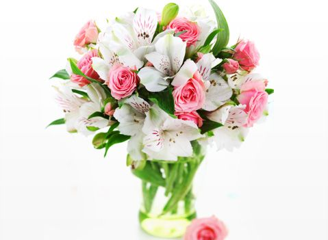 Flower Of The Month Club Flower Gifts Pink Flower