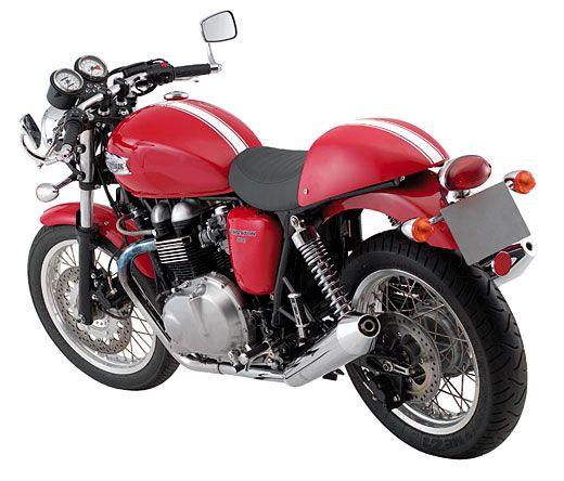 triumph thruxton 2008 #bikes #motorbikes #motorcycles #motos #motocicletas