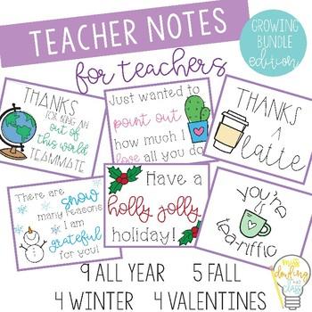 Teachers appreciation notes for teachers from teachers teachers appreciation notes for teachers from teachers appreciation note appreciation and teacher thecheapjerseys Images