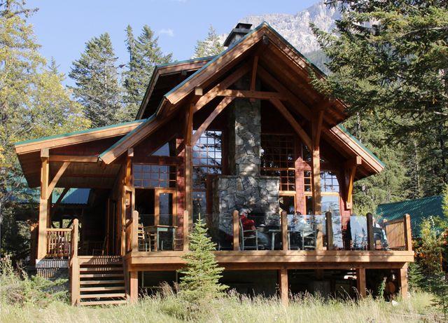 Cathedral Mountain Lodge Yoho National Park
