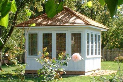 Home studio buildings garden studios garden offices for Prefab garden office