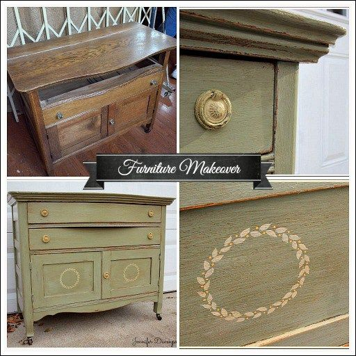 old furniture makeovers. Furniture Makeovers: DIY Repurposing / Revamping Ideas Old Makeovers