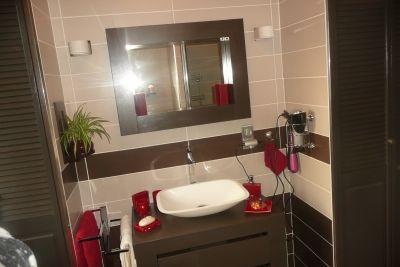 Zen - le lavabo - Votre salle de bains est 100 % carrelée | salle de ...
