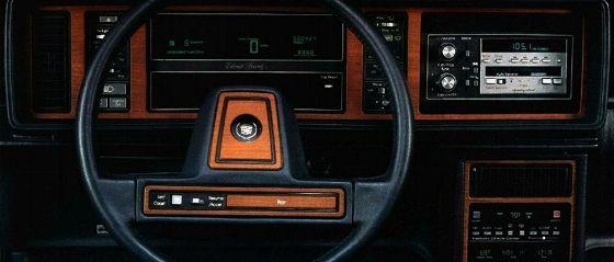 1986 Cadillac Eldorado