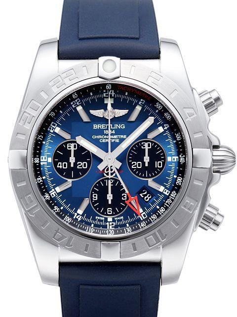 Breitling Chronomat 44 Gmt Diver Pro Ii Ab042011 C852 143s A20d 2 Breitling Chronomat Breitling Breitling Watches