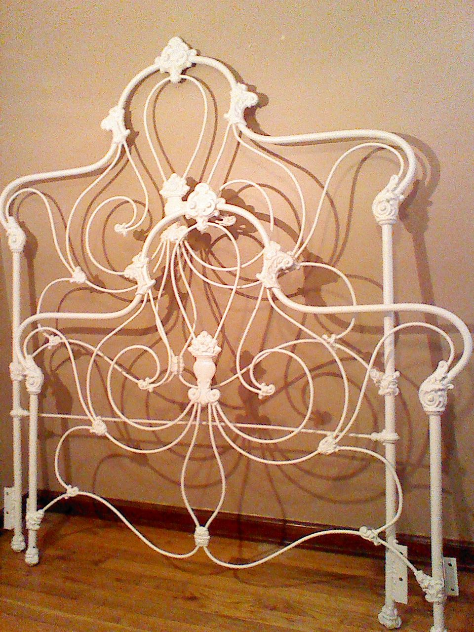 Beautiful Wrought Iron Bed 2 Please... | SouthBrook Plantation ...