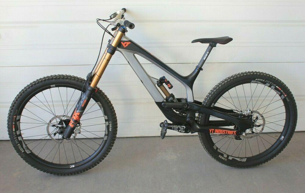 Yt Industries Factory 40 Custom Order 27 5 Trail Mountain Bike