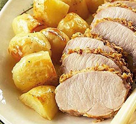Low fat roasties recipe recipes bbc good food recipes to try low fat roasties recipe recipes bbc good food forumfinder Images