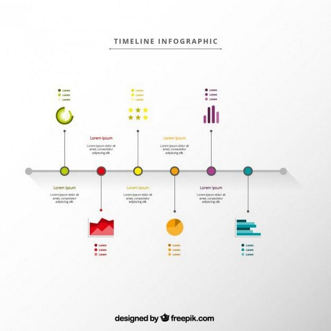 how to make your infographic design looks more compelling