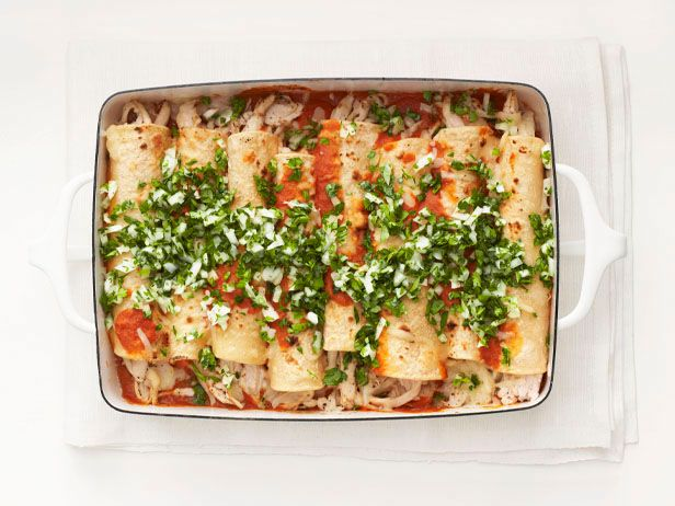 Light Chicken Enchiladas Recipe In 2018 Recipes Pinterest