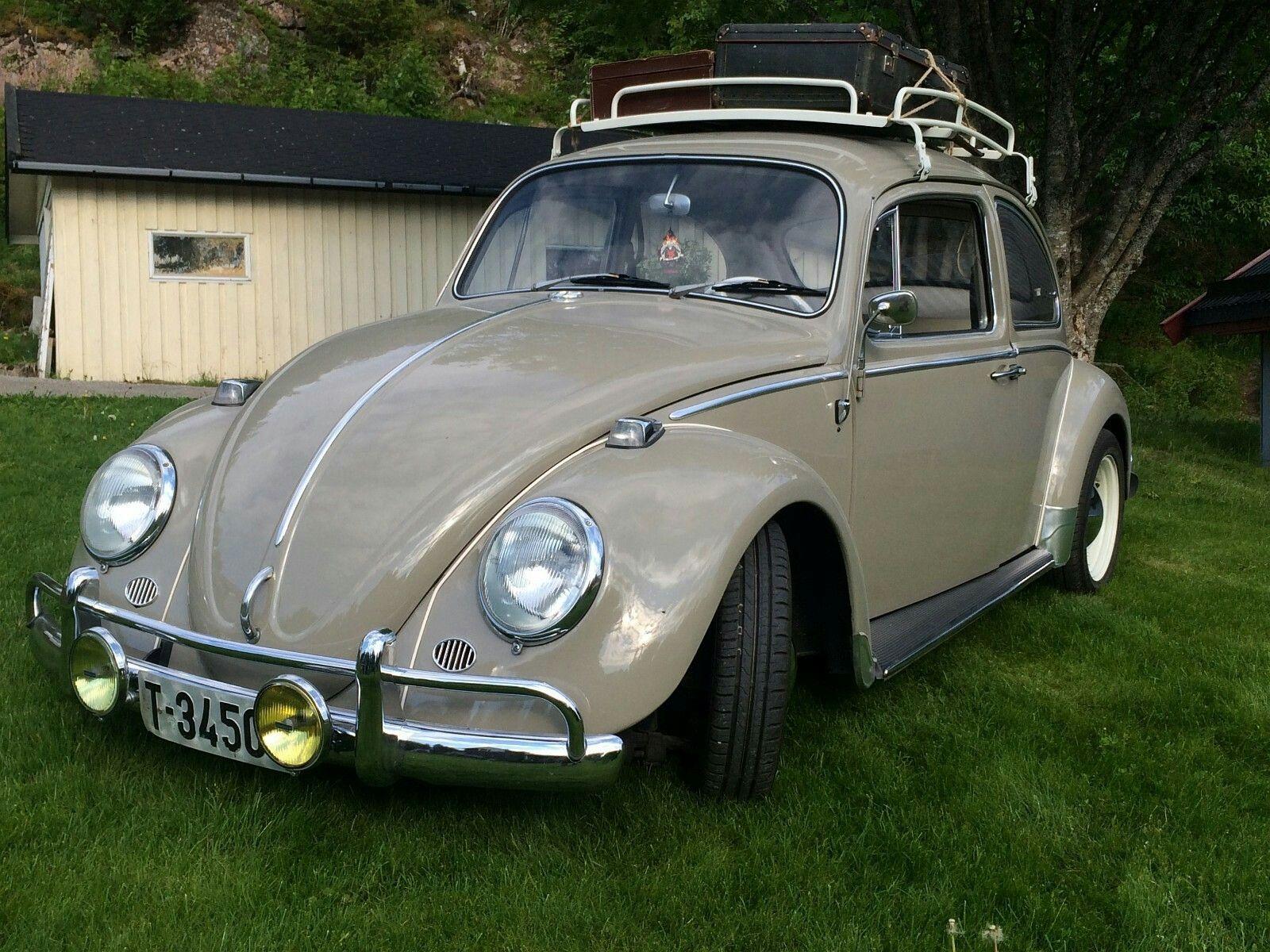 Volkswagen Beetle 1300 1967 Norge Volkswagen Beetle Volkswagen Antique Cars