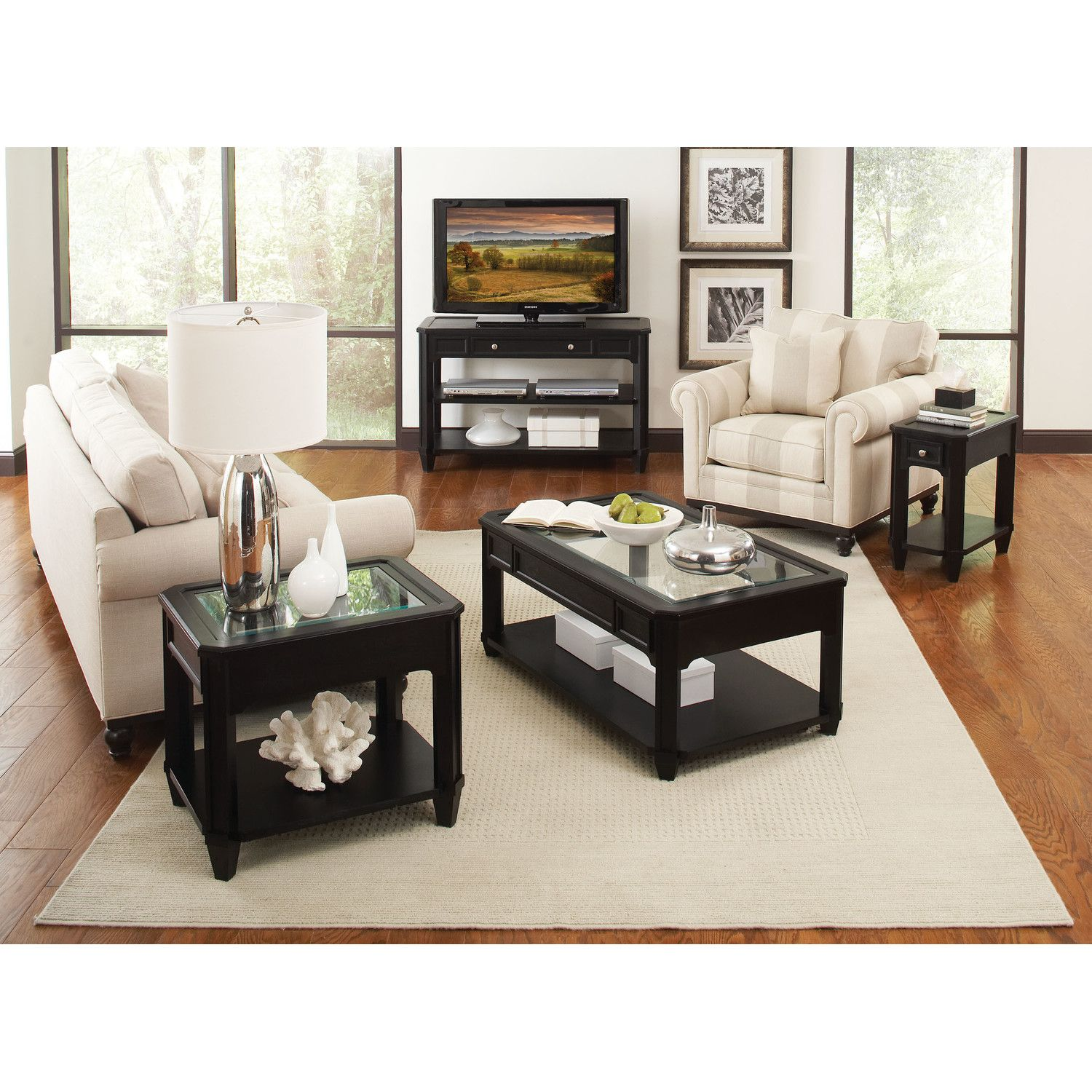 Riverside Furniture Farrington Coffee Table Set & Reviews