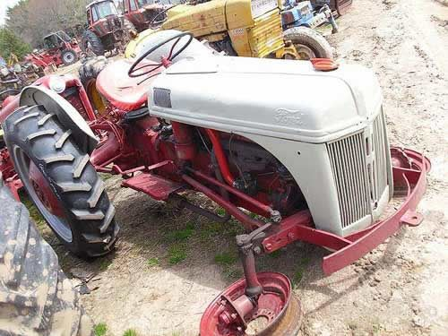 Used Ford 8N Tractor Parts Ford Ag Equipment Ford