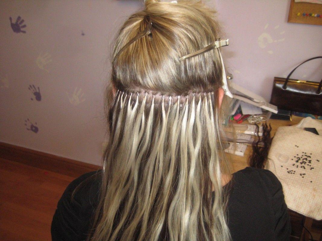 Hair & Beauty Glossary Hair extensions for short hair