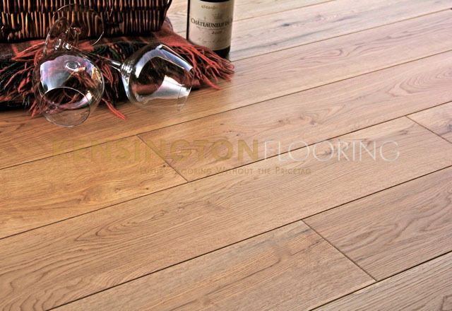 European Prime 190mm Engineered Oak Lacquered Wood Flooring Real