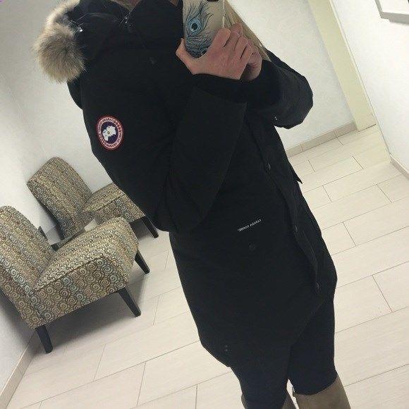 canada goose women's trillium jacket