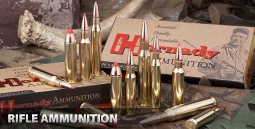 Hornady Rifle Ammo | The Gun Aficionado | Zombie tactical