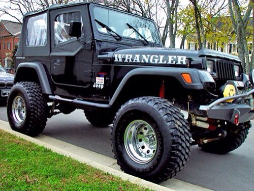 Love It Micael S 1995 Jeep Wrangler Franklin Tn Jeep Wrangler Jeep Wrangler Yj Jeep