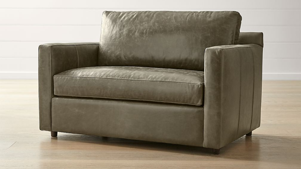 Best Barrett Leather Track Arm Chair And A Half Reviews 640 x 480