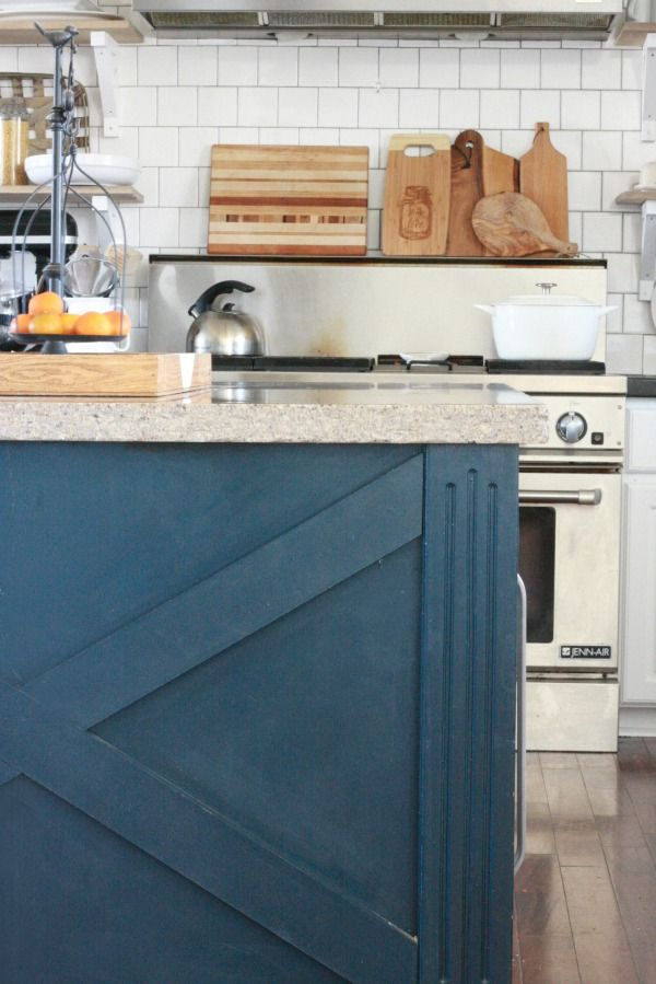 Do It Yourself Kitchen Island X Design | Pinterest | Funky junk, DIY ...