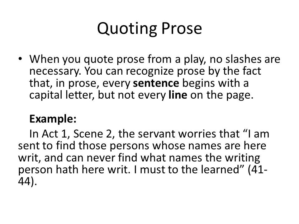 Quoting And Citing Shakespeare Ppt Video Online Download Be Yourself Quotes Quotes Best Quotes