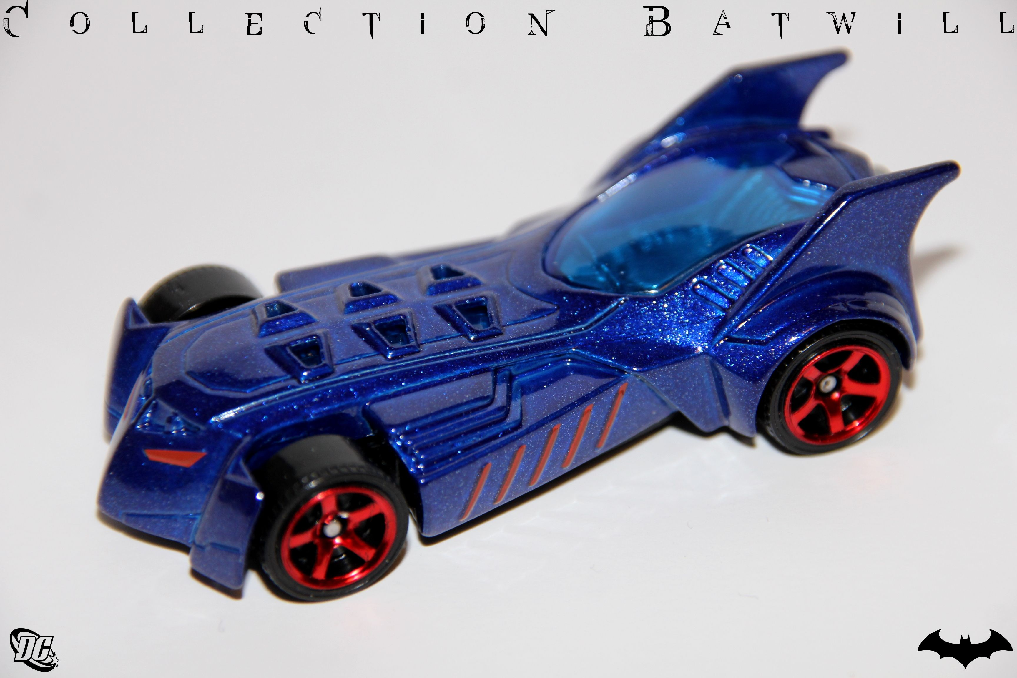 Batmobile Matchbox 164