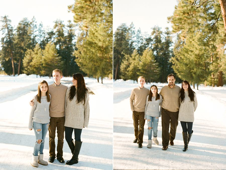Black Butte Ranch Family Portraits