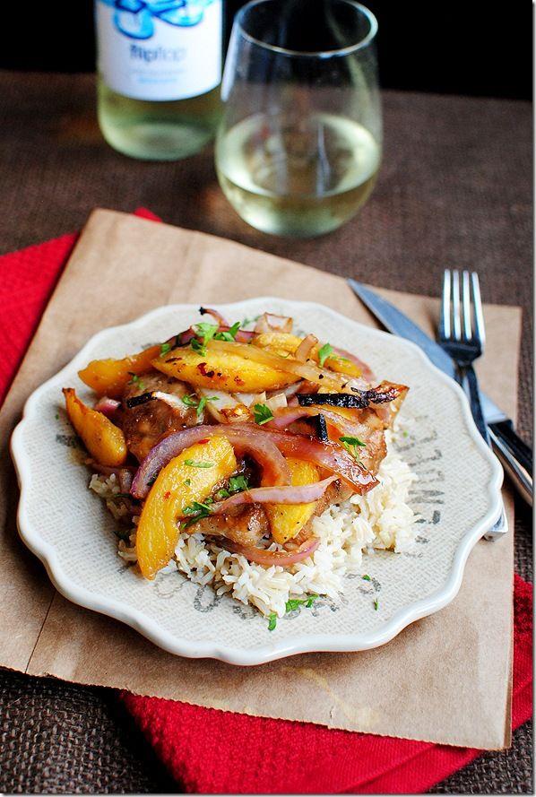 recipe: easy peach chicken recipe [19]
