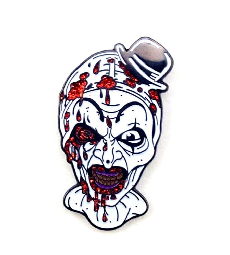 PinMart/'s Dream Demon Classic Halloween Horror Movie Lover Enamel Lapel Pin