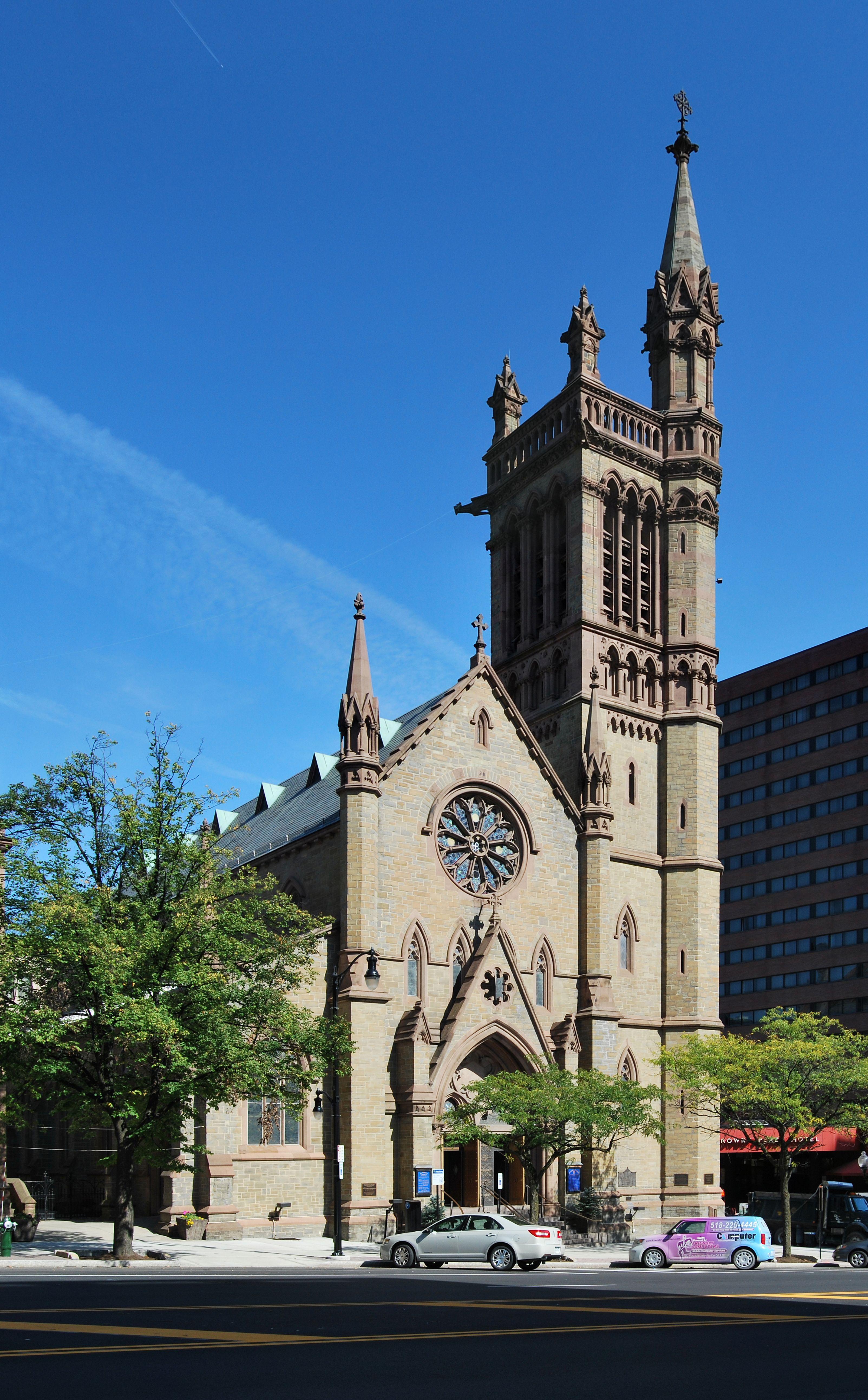 St Mark's Episcopal Church, Philadelphia, PA Google