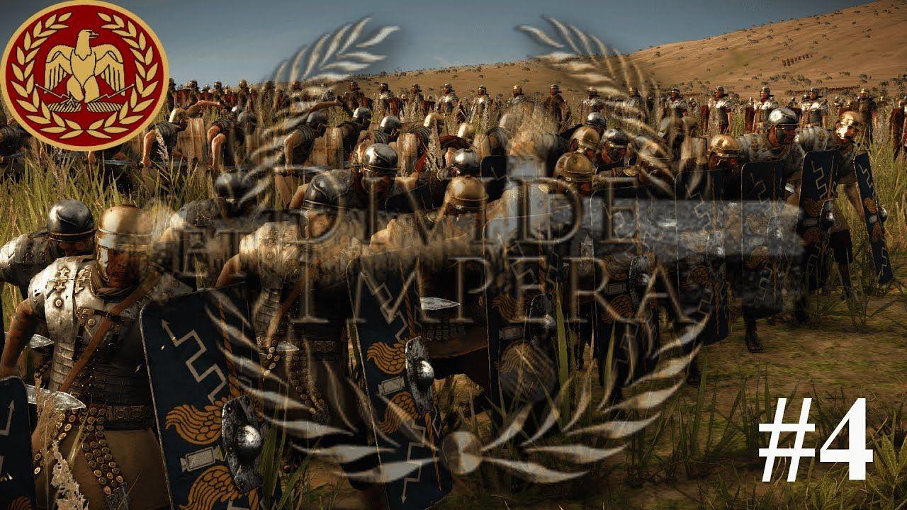 Total War Rome 2 Divide Et Impera Rome Campaign 4 in