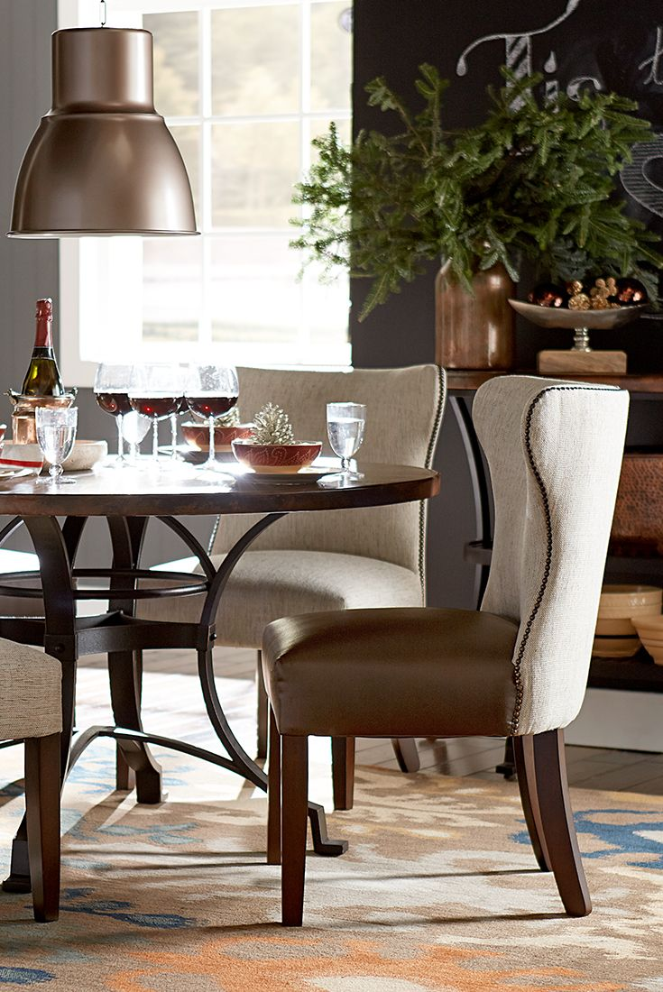 The Pieces In Our Copper Canyon Dining Tables And Chairs Act As Wonderful  Anchors For Any