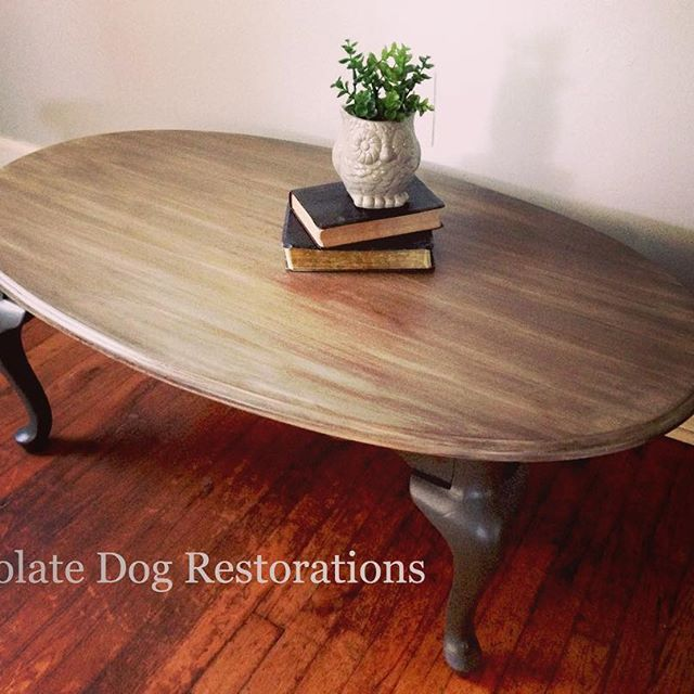 Chocolate Dog Restorations Creates Beautiful, Unique Paint Finishes On  Furniture And Turns To Artisan Enhancements