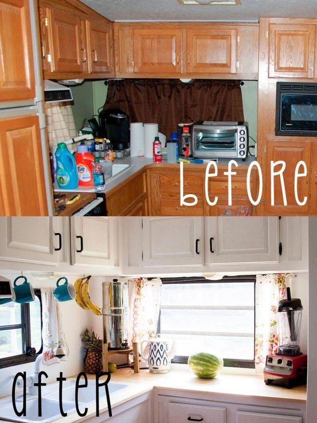 e021fb8fd3ff4da0406be7ffcf2305e2.jpg 640×853 pixels … | Rv ... on Small:xmqi70Klvwi= Kitchen Renovation Ideas  id=86006