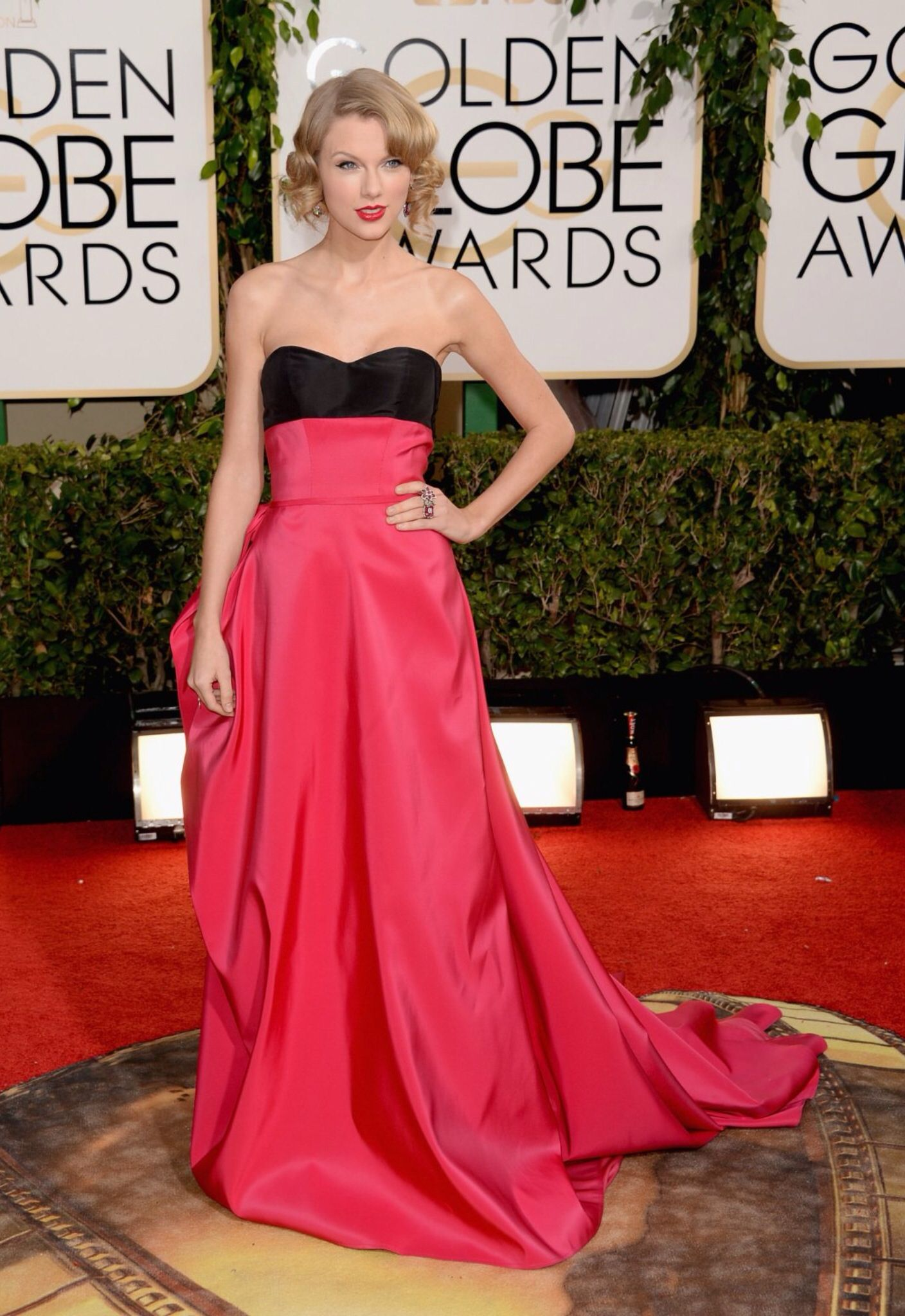 Golden Globes Roter Teppich So Obsessed With This Look From Miss Taylor Swift Taytay